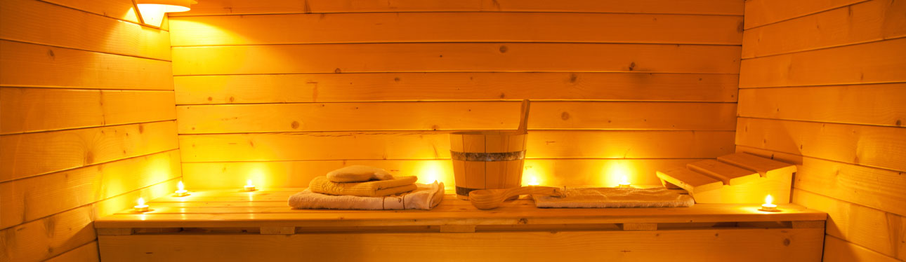 Sauna – Pension Havelfloß in Brandenburg an der Havel